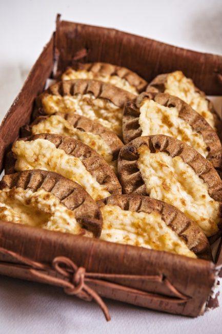 El pastelito de Karelia es muy apreciado en toda Finlandia