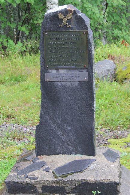 Memorial al Escuadron 3 de Ilmomantsi