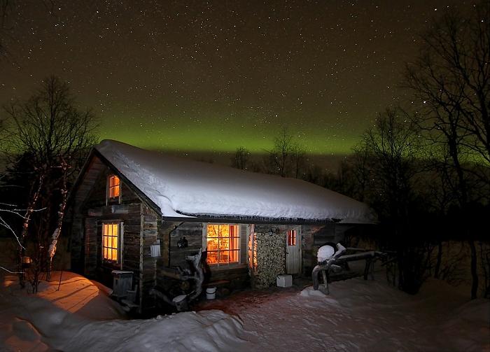 Vacaciones de invierno en Hetta