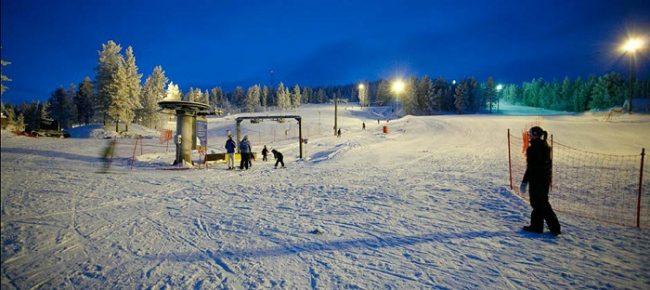 Estación de esquí alpino de Hetta