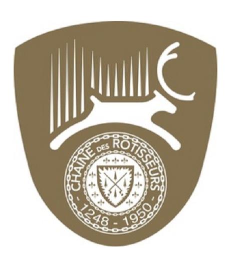 Logos de la Chaîne des Rôtisseurs de Laponia