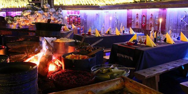 Restaurante Kammi en Levi