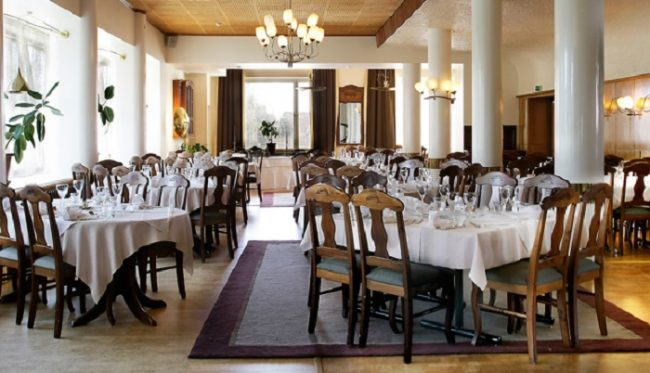 Restaurante Merihovi en Kemi