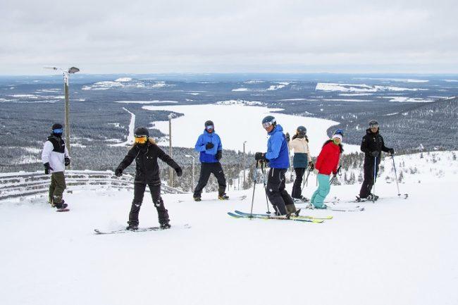 Estación de esquí de Pyhä