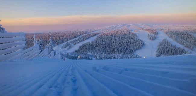 Estación de esquí de Saariselkä
