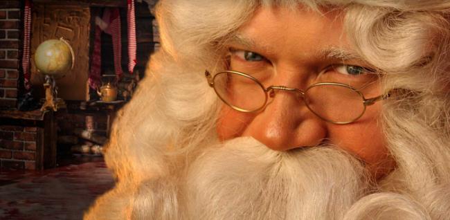 Papá Noel nos espera en el Circulo Polar Ártico