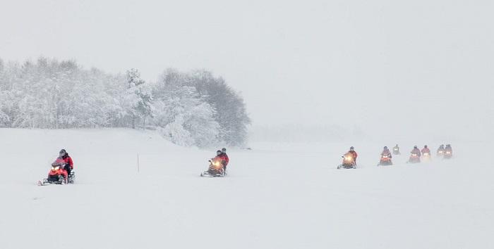 Vacaciones de invierno en Ivalo