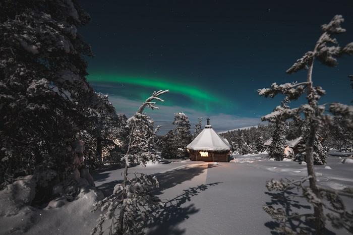 Vacaciones en Äkäslompolo