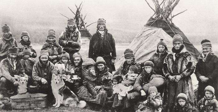 Historia de Laponia