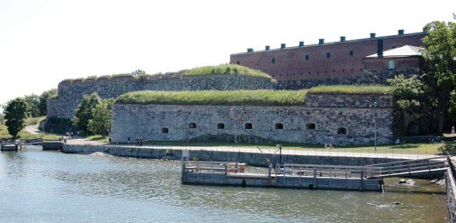 Castillo de Suomenlinna