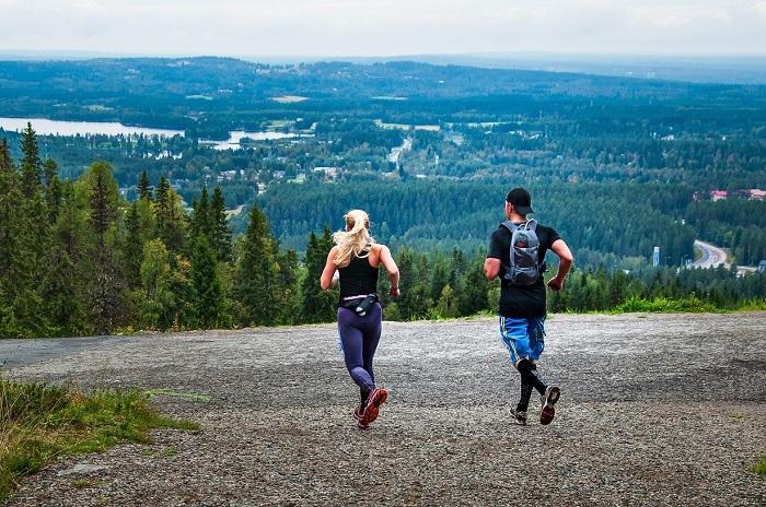 Deporte y competiciones al aire libre en Finlandia