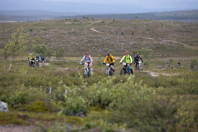 El Kaldoaivi Ultra Trail es una carrera muy dura de dos modalidades: a pie y en bicicleta