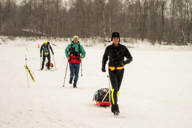La Rovaniemi150 sigue siendo el único ultramaratón de invierno en Europa que combina tres categorías