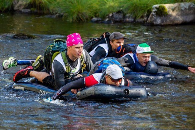 Lost in Kainnu es la competición de aventura más famosa de Finlandia