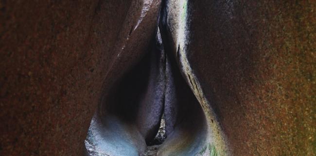 La cueva de Högberget en Finlandia