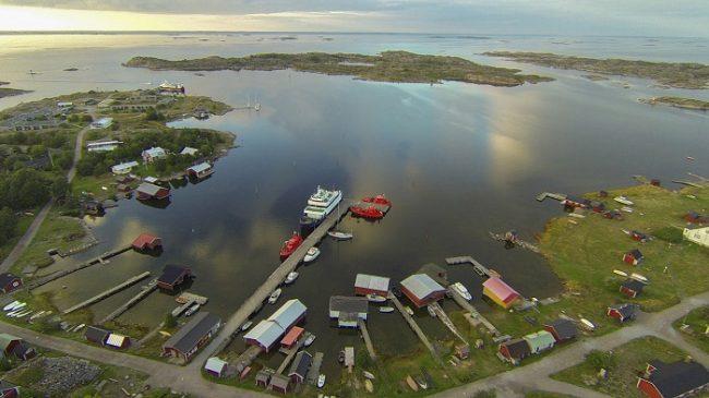 Alrededor del Parque Nacional del Archipiélago de Ekenäs se desarrolla una importante actividad