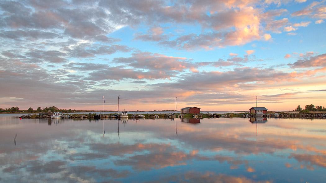 El archipiélago de Kvarken en Finlandia