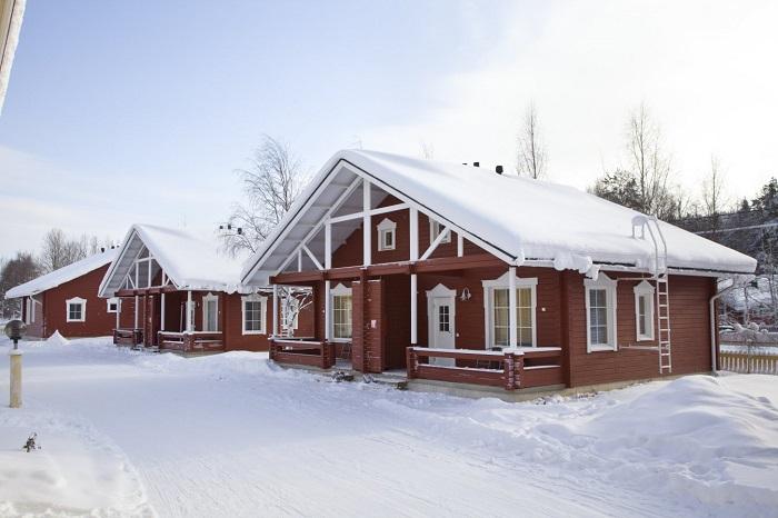 Hotel Ounasvaara Chalets en Rovaniemi